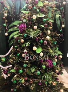 novoletna dekoracija 2019 by Bonsai - umetne jelke
