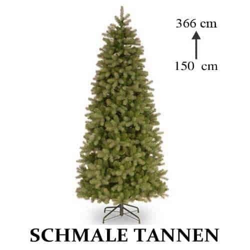 Künstlicher Weihnachtsbaum Kiefer Slim Schmal