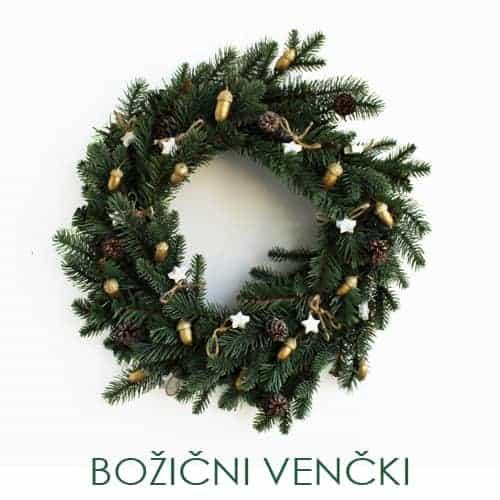 Božični venčki